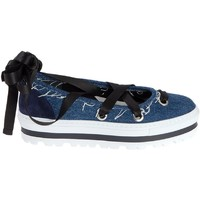 Chaussures Femme Ballerines / babies Msgm 2241MDS09Y 020 Jeans