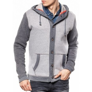 Vêtements Homme Sweats Japan Rags Sweat  Tory Gris 38
