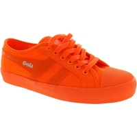 Chaussures Femme Baskets basses Gola Coaster Neon Orange