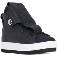 Chaussures Femme Baskets montantes Armani jeans SNEAKER Nero