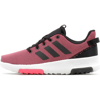 Chaussures Enfant Running / trail adidas Performance Cloudfoam Racer TR enfant Pink / White