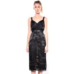 Vêtements Femme Robes longues Diesel D-TARA Noir