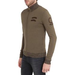 Vêtements Homme Gilets / Cardigans Diesel K-LEDD Kaki