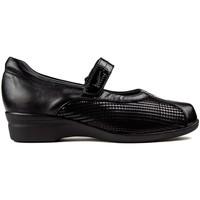 Chaussures Femme Ballerines / babies Dtorres BALLERINAS  LIEGE noir