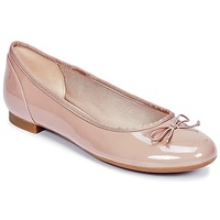 Chaussures Femme Ballerines / babies Clarks COUTURE BLOOM Nude