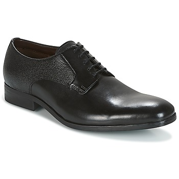 Chaussures Homme Derbies Clarks GILMORE LACE Black Leather