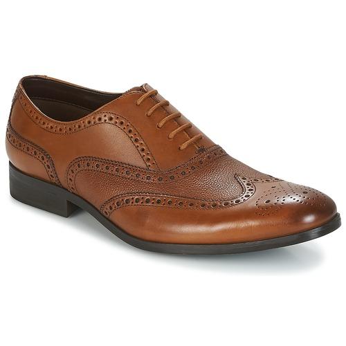 Limite Gilmore - Chaussures À Lacets Pour Hommes / Noir Clarks VfD31y45g