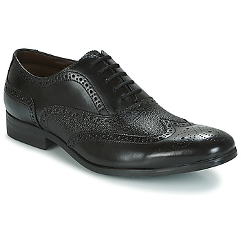 Chaussures Homme Richelieu Clarks GILMORE LIMIT Black Leather
