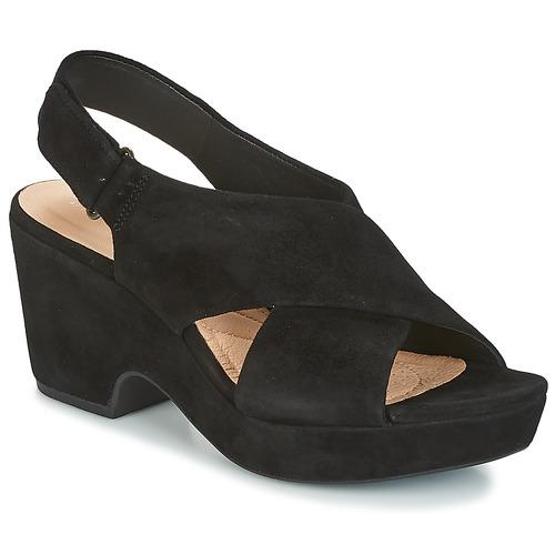 Clarks sandale maritsa lara vert - Livraison Gratuite avec  - Chaussures Sandale Femme