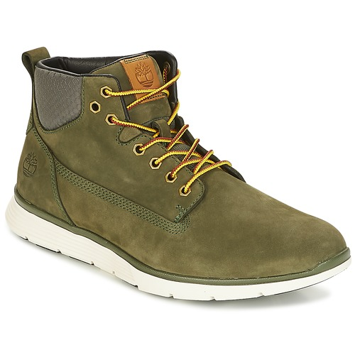 timberland green chaussures