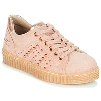 Chaussures Fille Baskets basses Bullboxer AIB006 Rose