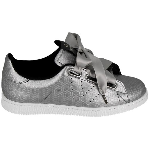 Sorbothane VICTORIA 1125155 Gris Noeud Gris - Chaussures Baskets basses Femme