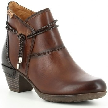 Chaussures Femme Bottines Pikolinos ROTTERDAM 902-8775 Marron