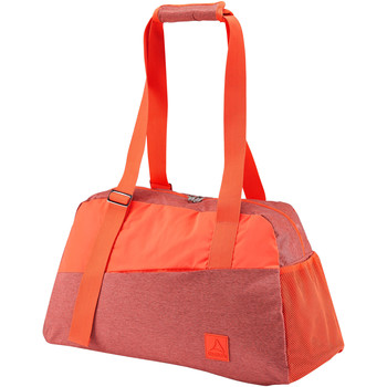 Sacs Sacs Reebok Sport Sac Lead & Go Graphic Grip Duffle Orange