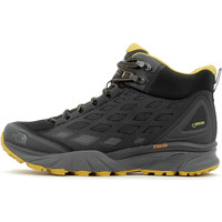Chaussures Homme Baskets montantes The North Face ENDURUS HIKE MID GTX PHANTOM GREY/ARROWWOOD YELLOW