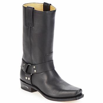 Botte ville Sendra boots EDDY Noir 350x350