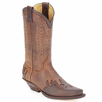 Botte ville Sendra boots BUNDA Marron 350x350