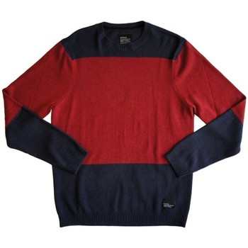 Vêtements Homme Sweats Nixon Sweat  Mariner Crew - Crimson Heather Rouge