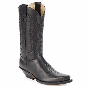 Botte ville Sendra boots FLOYD Noir 350x350