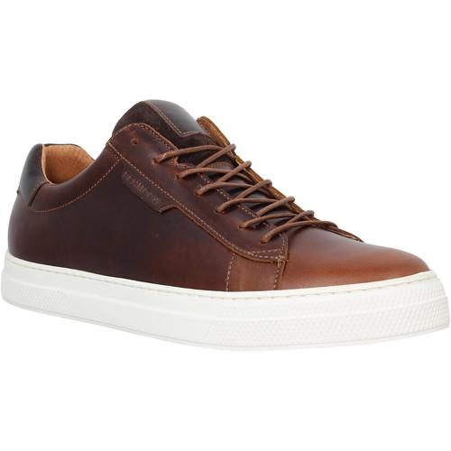 Chaussures Homme Baskets basses Schmoove Spark Clay cuir Homme Horse Horse