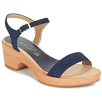 Chaussures Femme Sandales et Nu-pieds Unisa IRITA Marine