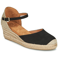 Chaussures Femme Sandales et Nu-pieds Unisa CISCA Noir
