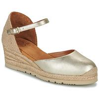 Chaussures Femme Sandales et Nu-pieds Unisa CISCA Doré