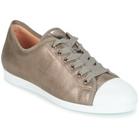 Chaussures Femme Baskets basses Unisa FALIN Taupe