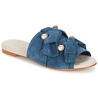 Chaussures Femme Mules KG by Kurt Geiger NAOMI-BLUE Bleu