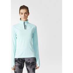 Vêtements Femme T-shirts manches longues adidas Originals T-shirt  Terrex Tracerocker Clear Aqua Cyan