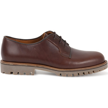 Chaussures Homme Derbies Heyraud Derby FLAUBERT Marron