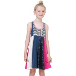 Robe fille imitation desigual