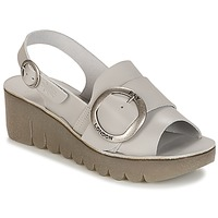 Chaussures Femme Baskets basses Fly London YIDI Grey