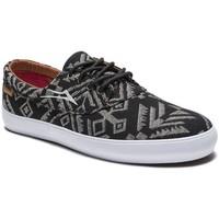 Chaussures Homme Chaussures de Skate Lakai CAMBY ECHELON black textile Noir