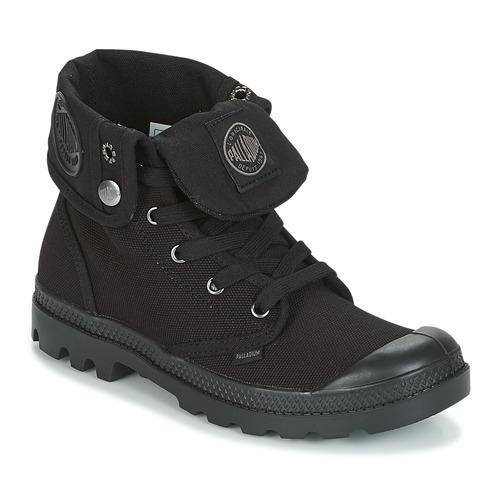 Palladium BAGGY Noir  - Chaussures Boot Femme