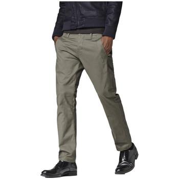 Vêtements Homme Chinos / Carrots G-Star Raw Pantalon  Bronson Slim Chino Raw Grey Noir
