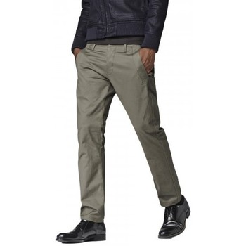 Vêtements Homme Chinos / Carrots G-Star Raw Pantalon  Bronson Slim Chino Raw Grey