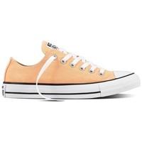 Chaussures Femme Baskets mode Converse CTAS OX SUNSET GLOW Orange