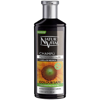 Beauté Shampooings Natur Vital Shampoing Color Negro