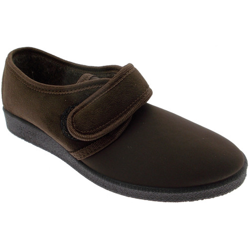 Chaussures Femme Chaussons Davema DAV392ma marrone