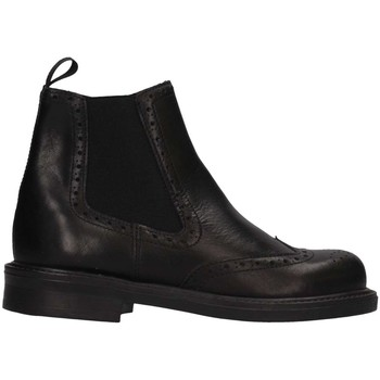 Chaussures Fille Bottines Eli 0102P NEGRO Noir