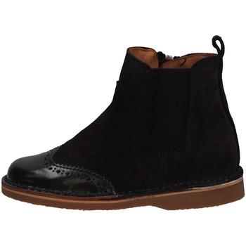 Chaussures Fille Bottines Eli 2216V AZUL bleu