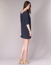 Vêtements Femme Robes courtes See U Soon 8121053 Marine