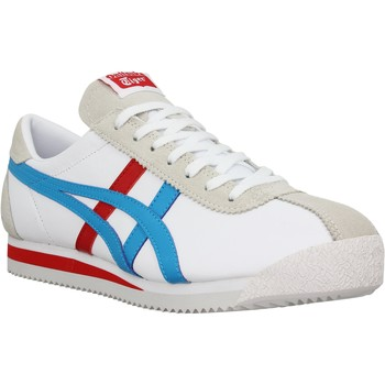 Chaussures Homme Baskets basses Asics ONITSUKA TIGER Tiger Corsair cuir Homme Blanc Blanc