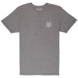 Vêtements Homme T-shirts manches courtes Billabong T-Shirt  Diver Tee - Dark Grey Heath Gris