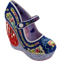Chaussures Femme Escarpins Irregular Choice Ava's Avairy Multi