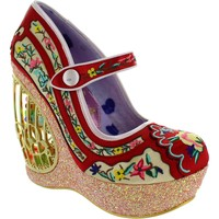 Chaussures Femme Escarpins Irregular Choice Ava's Avairy rouge