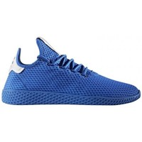 Chaussures Homme Baskets basses adidas Originals PW TENNIS HU / BLEU Bleu