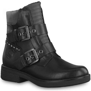 Chaussures Femme Bottines Marco Tozzi 25800 noir
