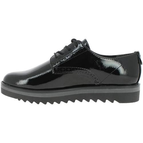 Chaussures Noir Tozzi Derbies Femme Marco 23730 v80wmNnO
